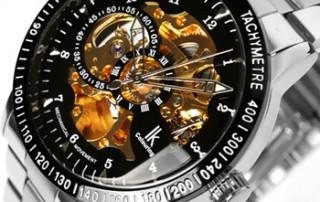 Механичен мъжки часовник