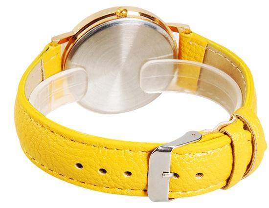 жълт-дамски-часовник